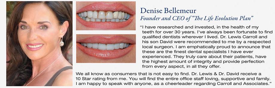 Testimonial: Denise Bellemeur