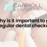 Why is it important to go for regular dental checkups?