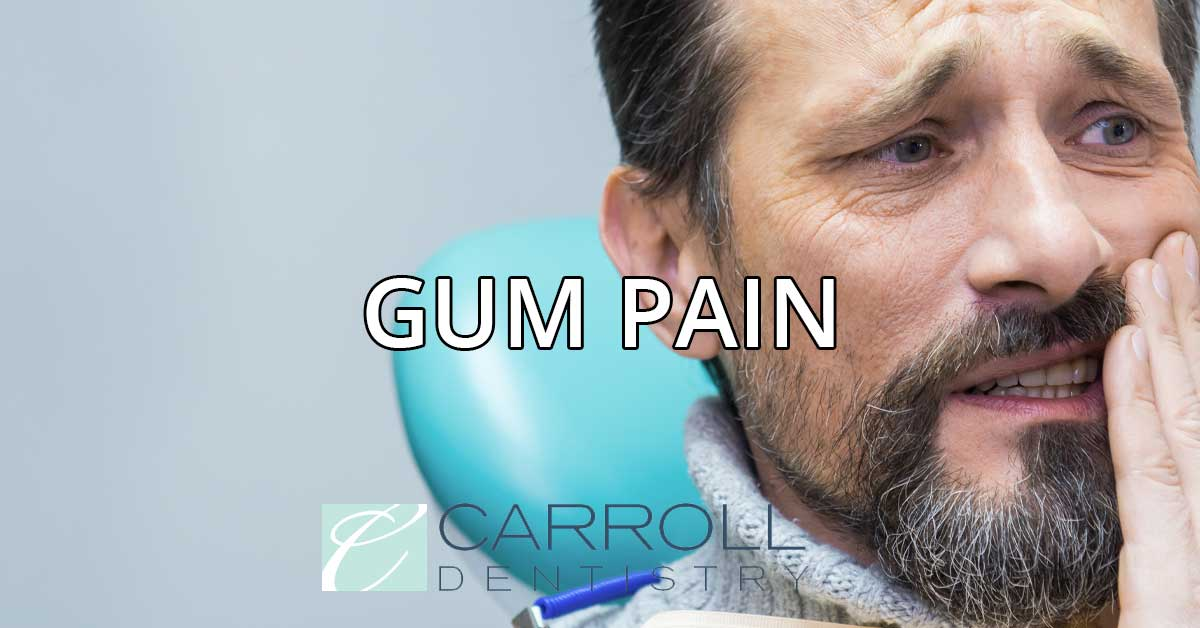 Read more about the article Gum pain